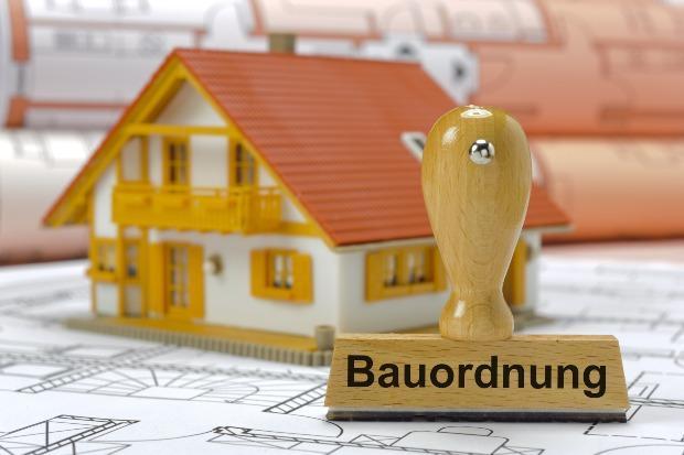 Symbolbild Bauordnung für Hausbau