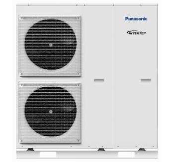 Panasonic Aquarea Luftwärmepumpe Monoblock