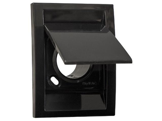 Saugdose Flip-VAC, schwarz