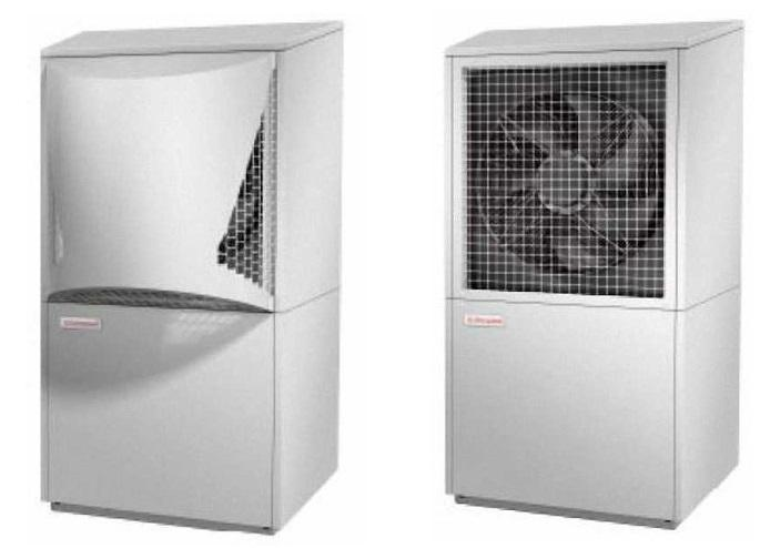 Dimplex LA 28TBS, Luft/Wasser-Wärmepumpe