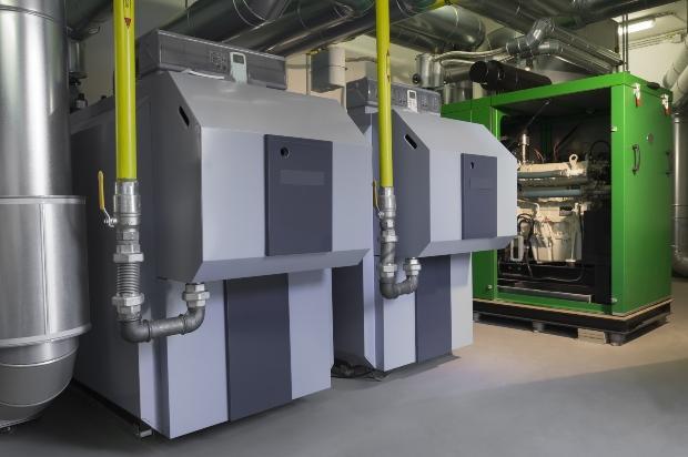 Blockheizkraftwerk - Kombinierte Heizsysteme