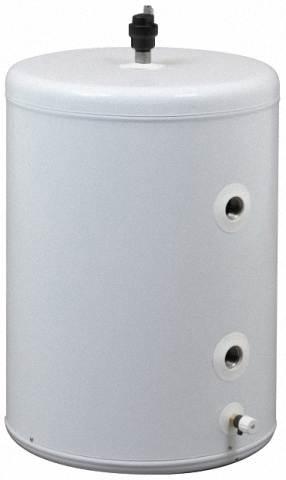 Panasonic Wärmepumpen-Pufferspeicher, Edelstahl 50L