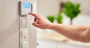 Heizungsthermostate - Eingabe per Hand