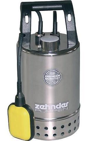 Schmutzwassertauchpumpe 230 V, 7,5 m³/h Edelstahl