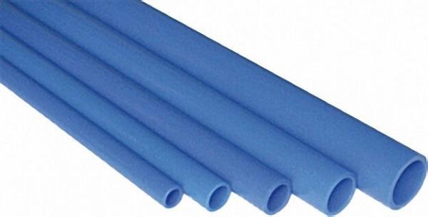 PA-Rohr 12, AD 28mm, ID 23mm Farbe: blau, Stangenware VPE = 10x3m = 30m
