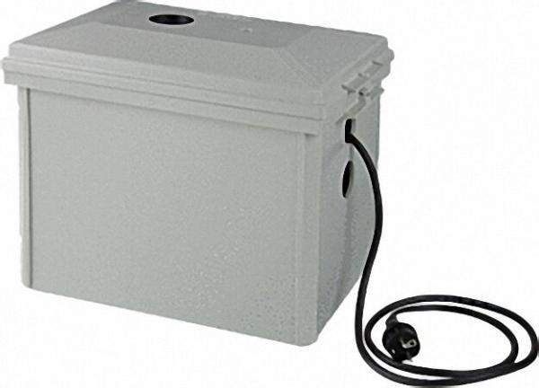 KESSEL Schmutzwasser-Hebeanlage 28560 Kunststoff für Überflurinstallation
