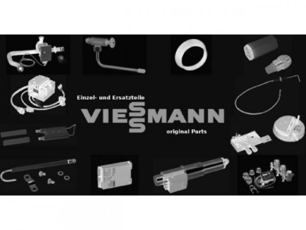 Viessmann Profilblech links oben ED040 5136482