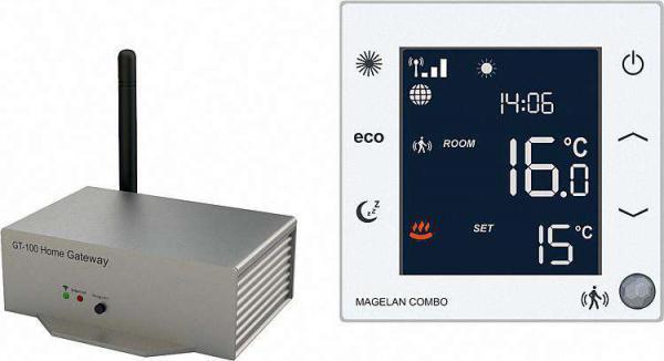 Blossom-ic ACS-3556 Magelan Combo COMBO Kesselregler-Set