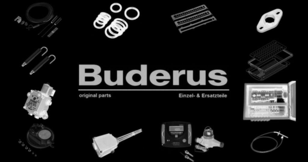 Buderus 534037 Klemmleiste 2,5 qmm 16-polig Kl16/16PA