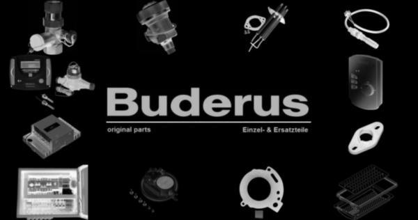 Buderus 6508322 Seitenteil Plan V 21S 500 SF everp