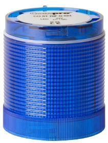 COMPRO CO ST 70 BL 024 LED Element blau Durchmesser 70 mm für Signalsäulen CO ST 70 2F