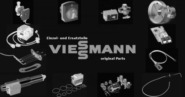 VIESSMANN 7830404 Schwelgasklappe