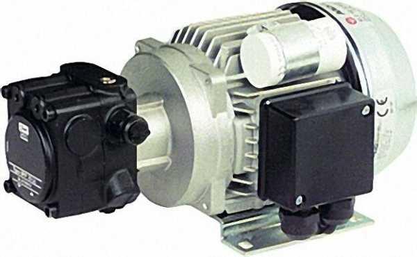 Heizölförderaggregat Typ VD4, 105 l/h - 150 W (Modelländerung /Delta)