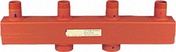 MAGRA Kesselverteiler Typ 60-12,5 fünf Heizgruppen