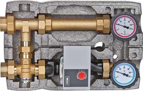 "Festbrennstoff-Lade-Set Easyflow, DN25 (1"")"