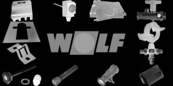 WOLF 8700387 Fronttür