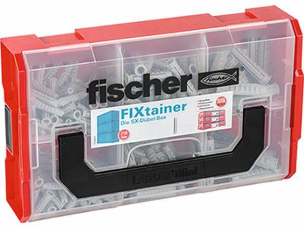 FISCHER 532892 FIXtainer SX-Dübel-Box