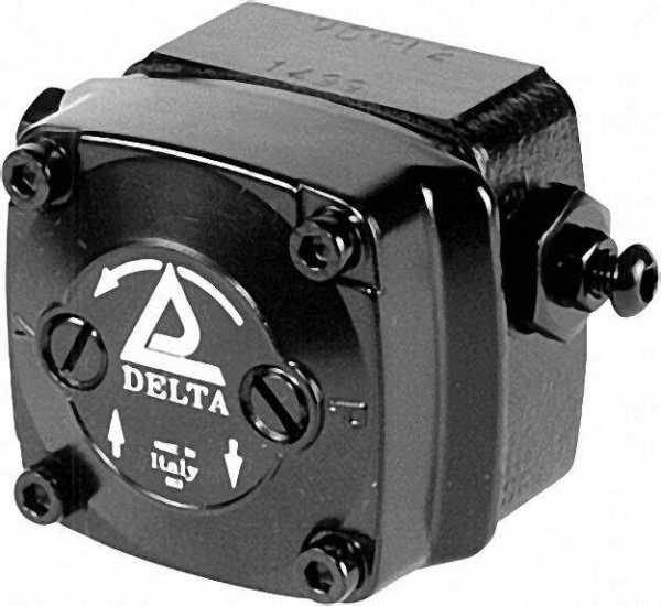 Delta Ölbrennerpumpe Ersatzpumpe VD 4 LR 2-2B 0-10 bar
