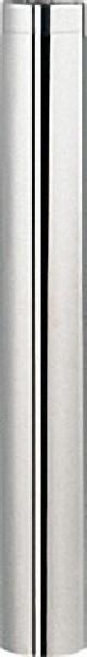 Edelstahl-Abgasrohrset 130mm 3 x 1 m