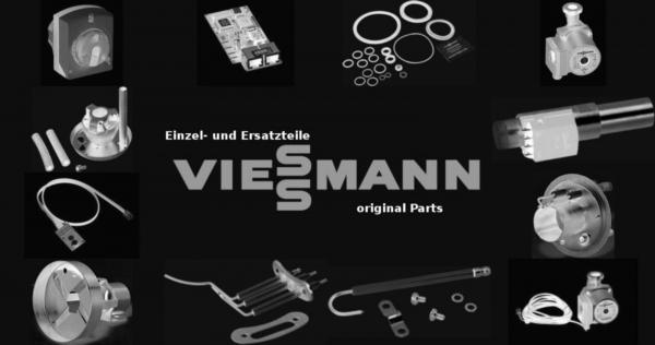 VIESSMANN 7235943 Vorderblech Mitte 3001072