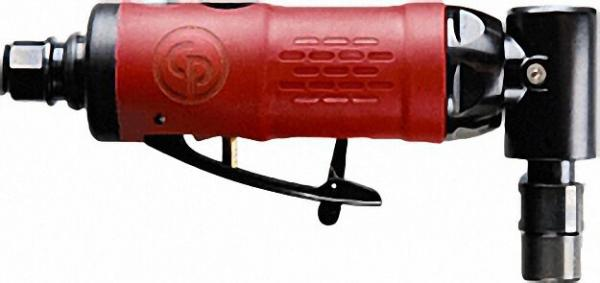 CP Druckluft-Mini Winkelschleifer Spannzange: 6mm + 1/4''