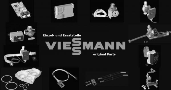 VIESSMANN 7234352 Seitenblech Regelung RN/Z
