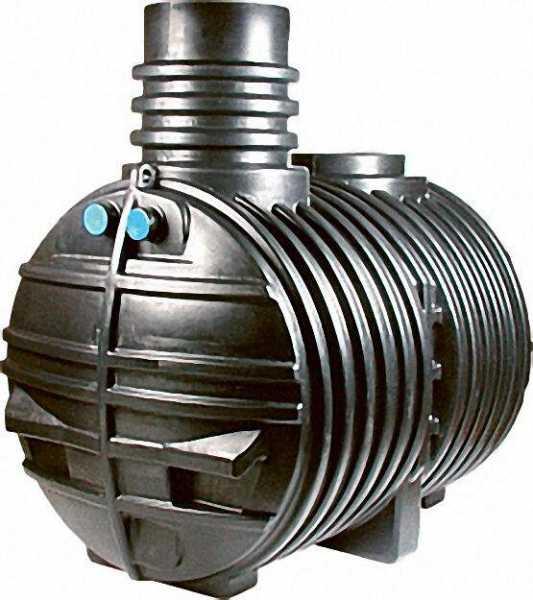 Kunststoff-Erdtank ET-5000-M-P MAXIMA 5,000 l