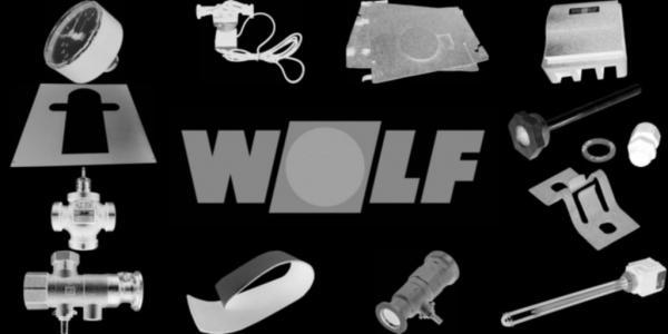 WOLF 1730858 Dokumententasche, Weiß