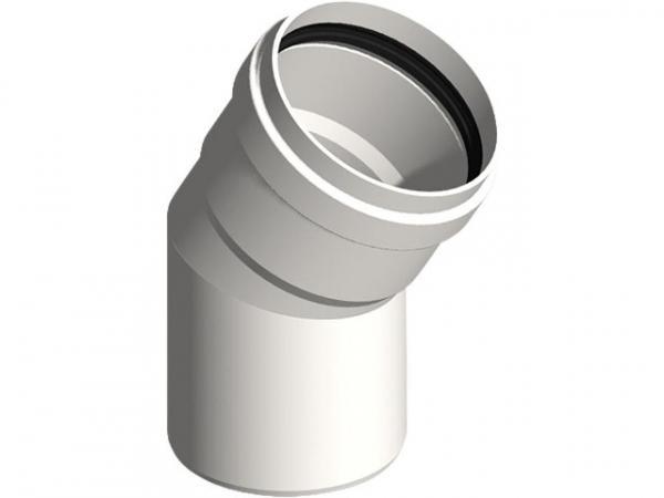 Kunststoff-Abgassystem Bogen 30° - DN 110