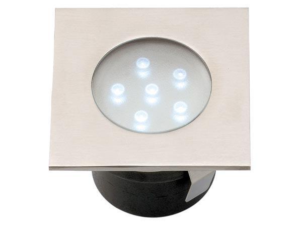 GARDEN LIGHTS BREVA EINBAULEUCHTE 12 V 35 lm 1 W 8000 K