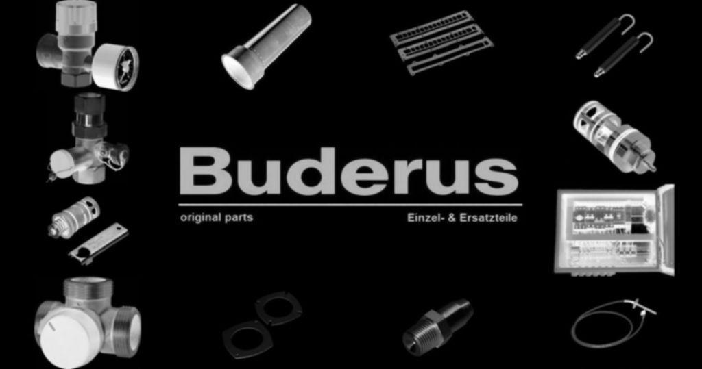 Buderus 8738203229 Anode D33x480 / M 8x10 Magnesium-Anode D33x480 / M