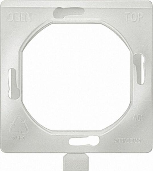 Dichtungssatz IP44 für SCHUKO-Steckdosen mit Klappdeckel / 1 Stück