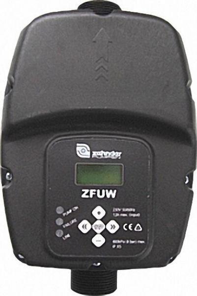 Druckregler ZFUW elektronisch mit Trockenschutz 230V 1500 W / 9,7 A