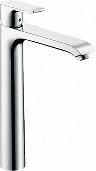 EHM-Waschtischmischer 260 für Waschschüssel o. Ablaufgarnitur Durchflussbegrrenzer 5l/min Chrom