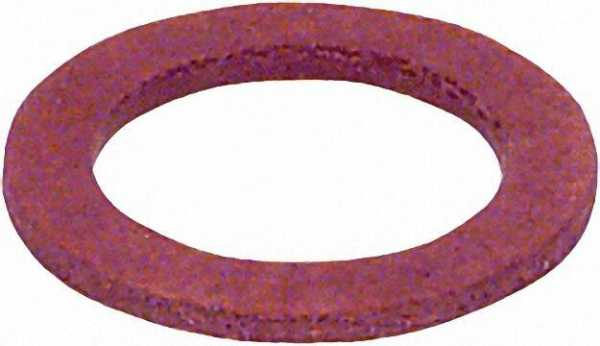 Fiber-Ringe 1/2'' 12 x 19 x 1,5mm (Brauseschl. VPE: 100 Stück