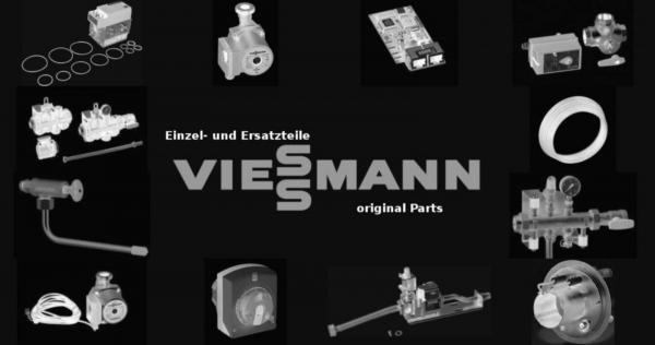 VIESSMANN 7836305 Netzanschluss zugenlastet Blechst. 1.4mm