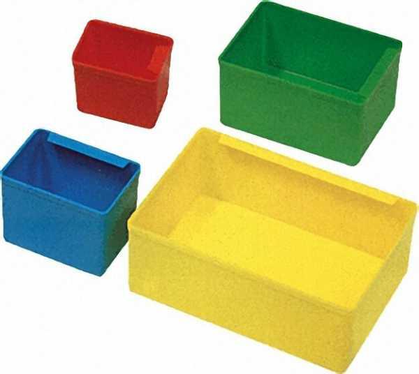 Systemdose D 4 - Orange 200 490 Außenmaß: 57 x 41 x 48mm