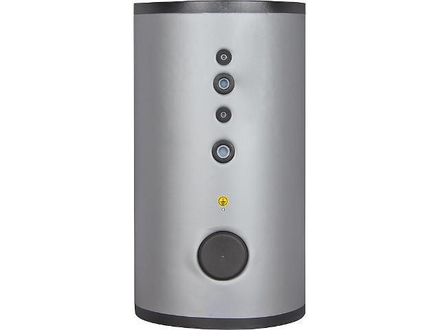 Warmwasserspeicher 150 l mit einem Wärmetauscher