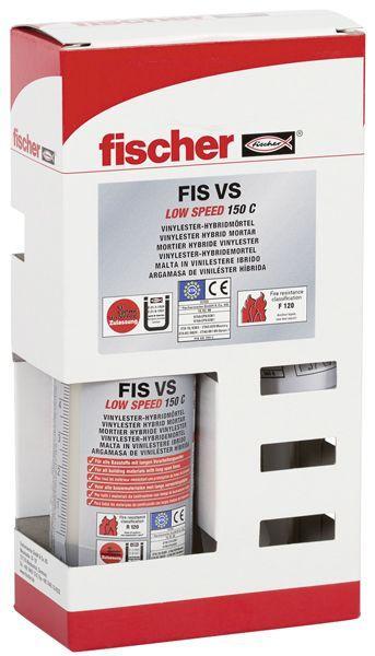 FISCHER Montagemörtel 150 C