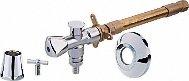 Schlösser 0028001550001 Außenarmatur frostsicher 1/2'' DVGW-geprüft Ro