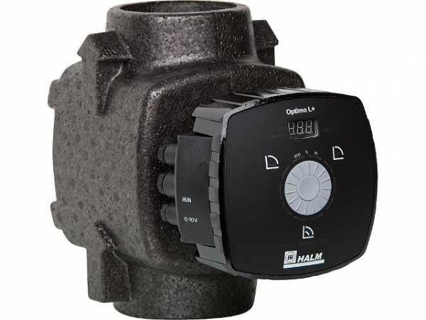 Halm Hocheffizienzpumpe HEP Optimo L+ 30-6.0 G180 Baulänge 180mm DN32
