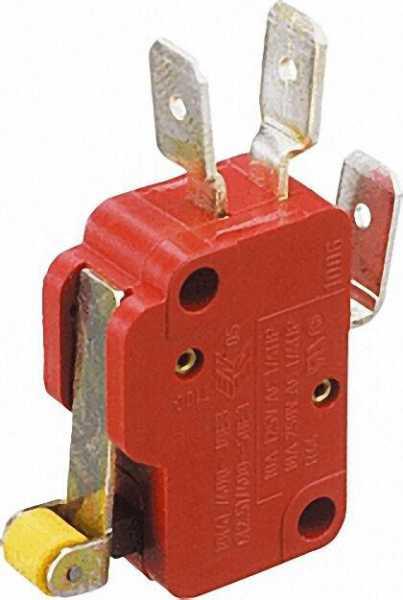 Mikroschalter für ZWR-1+2 Junkers Nr.: 8 717 200 021