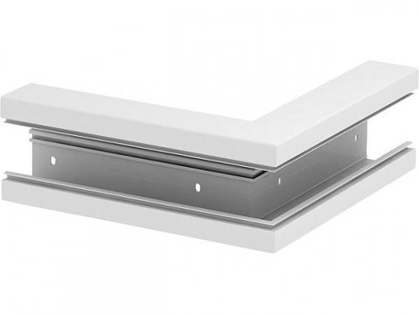 Außeneck reinweiß Typ GK-A70130RW / 1 Stück