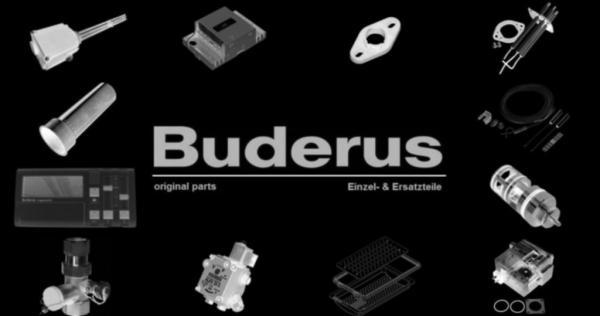 Buderus 8718585548 Fühlerhalterung (2x) everp