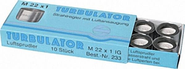 Perlator mit Luftansaugung M 22 x 1 IG 10 Stück ohne Prüfzeichen