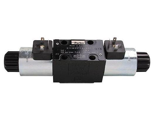 4/3 Wegeventil NG 6 D1VW1CNJP 24 V/DC