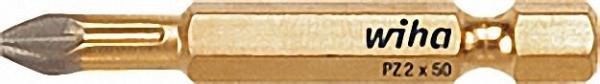 WIHA DuraBit, Pozidriv, Form E 6, 3 Typ 7042 DR PZ1 x 50