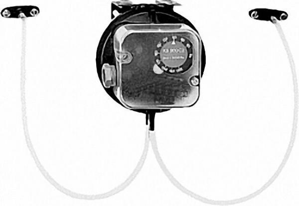 DUNGS Differenz-Druckwächter-Set KS 1000 C2