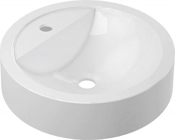 EVENES Design-Aufsatz-WT CONNY øxH:430x110 mm aus Mineralguss