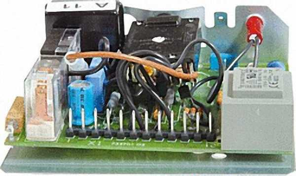 Gasfeuerungsautomat 10-0554